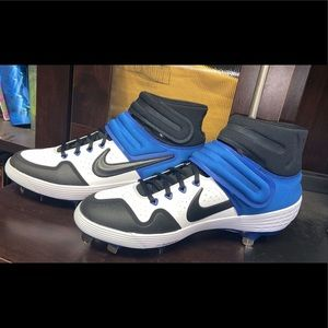Nike alpha huaraches baseball Cleat